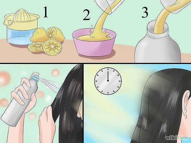 kak osvetlit volosy limonom (1)