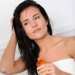 Эффект мокрых волос в домашних условиях
