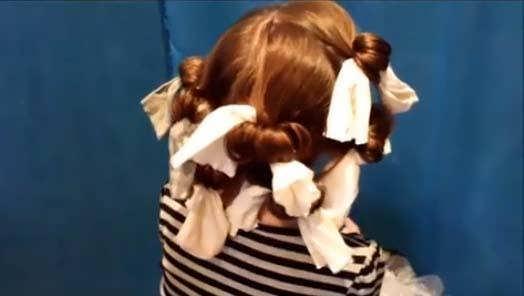 Как красиво накрутить волосы в домашних условиях