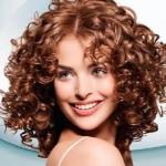 Кудряшки на средние и длинные волосы