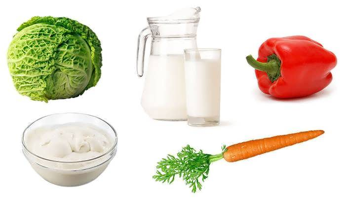 Vitaminy gruppy A