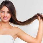 Маска для секущихся кончиков волос