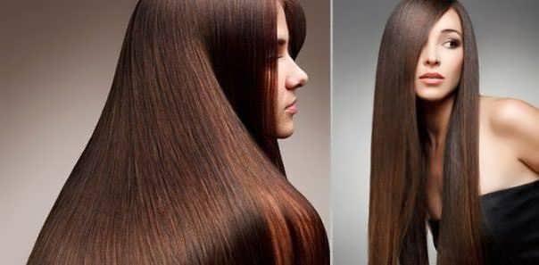 Как выпрямить волосы в домашних условиях без утюжка