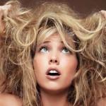 Как сделать, чтобы волосы не пушились?