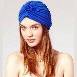 20 способов завязывания платков на голове