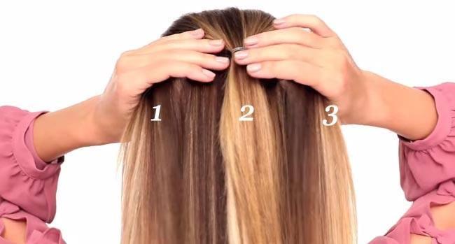 Как делать французскую косу