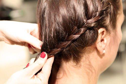 Kosa na bok (2)