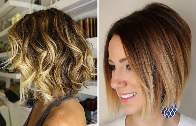 Стрижки на тонких волосах