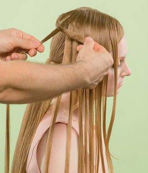 Прически с косами: 12 пошаговых причесок с фото