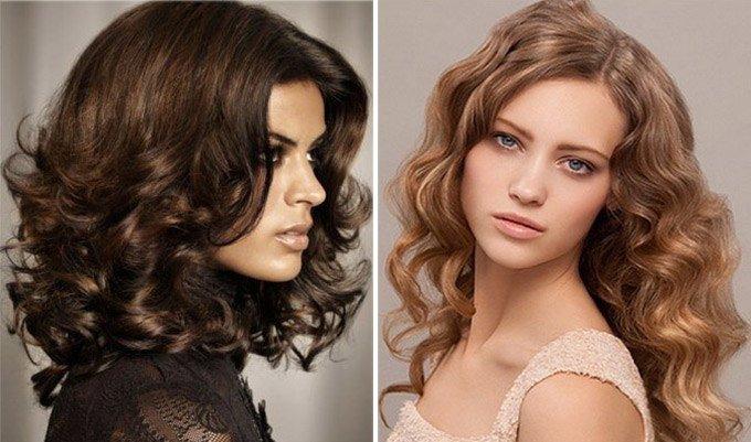 Как подстричь волосы средней длины