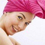 Быстрый метод сушки волос без фена