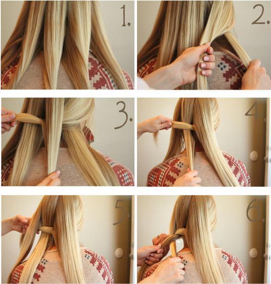 как плести косу из 5 прядей пошаговая инструкция фото - фото 10