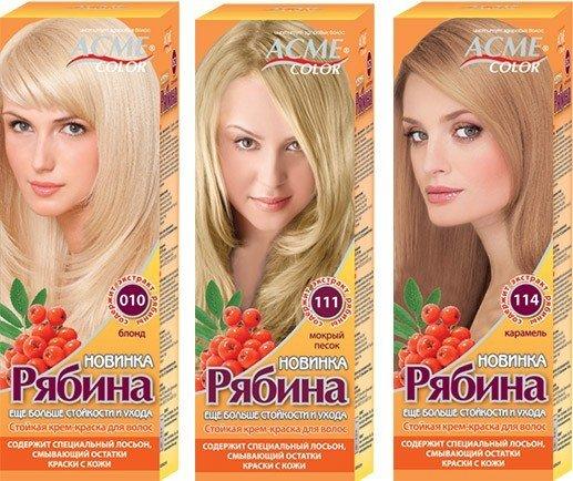 Краска для волос пшеничный тон