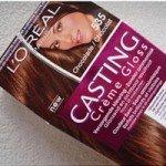Краска для волос без аммиака Casting Creme Gloss