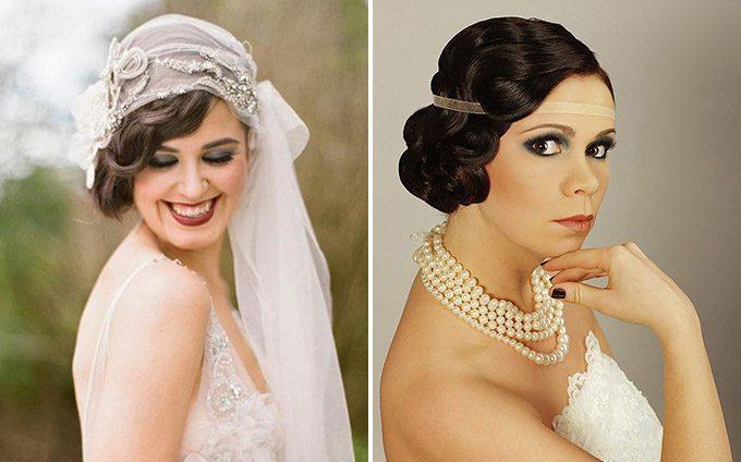 Stil-retro-v-svadebnykh-pricheskakh-2