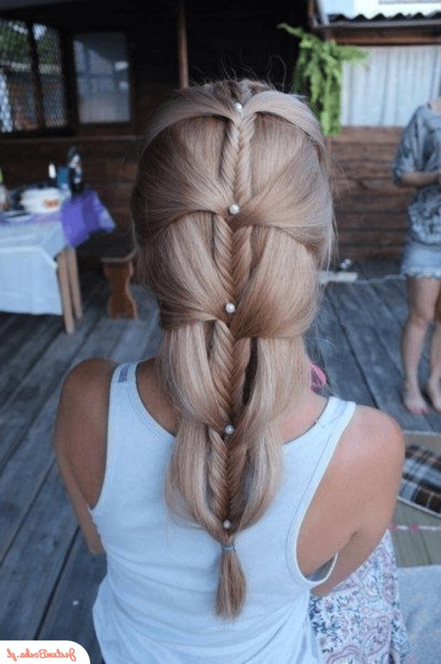 Как плести дракончика из волос схема