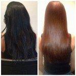 20 способов, как смыть черный цвет с волос