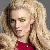 Бежевый цвет волос выбор женственных и нежных