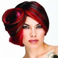 Креативное окрашивание волос -  красота для экстремалок