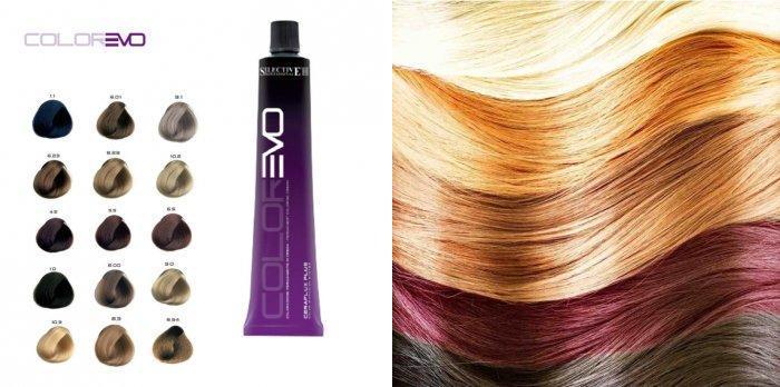Краска для волос лореаль иноа палитра цветов фото