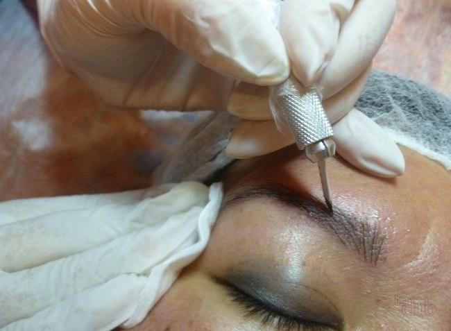 Новая процедура для бровей