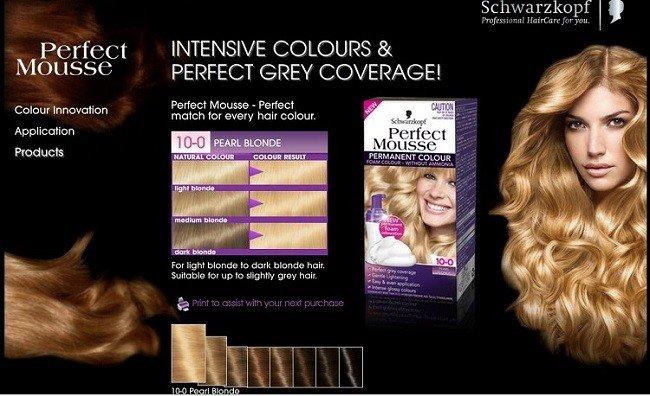 Аллергия на краску для волос чем краситься