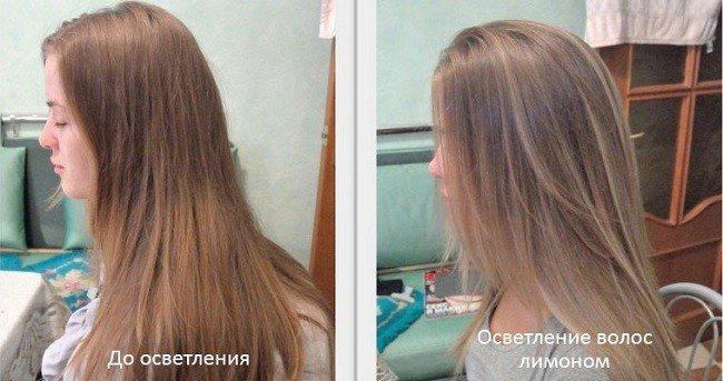 Как осветлить волосы безопасно