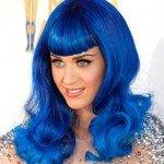 Всё о синей краске для волос