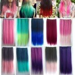 Чем можно покрасить парик и искусственные накладные волосы?