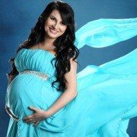 Краска для волос во время 2 и 3 семестра беременности