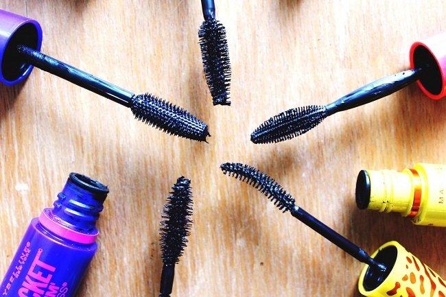Как правильно накрасить ресницы тушью