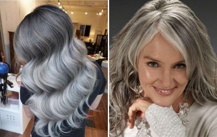 Лореаль краска для волос палитра для седых волос