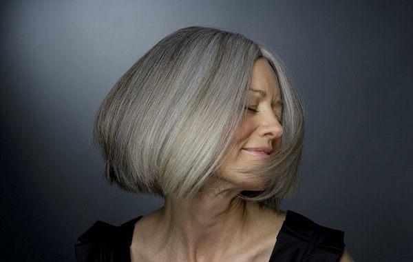 Седые волосы причины