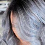 Чем и как проводят окрашивание седых волос?