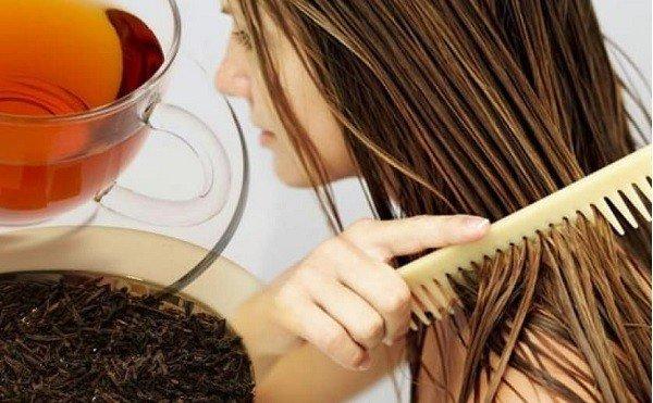 HДелаем волосы гуще и темнее:несколько способов