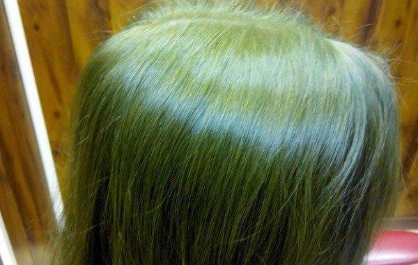 можно ли покрасить волосы после хны