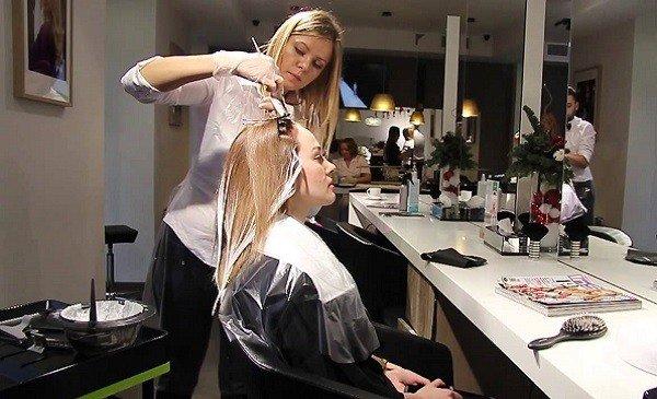 Спрей для волос с уф защитой