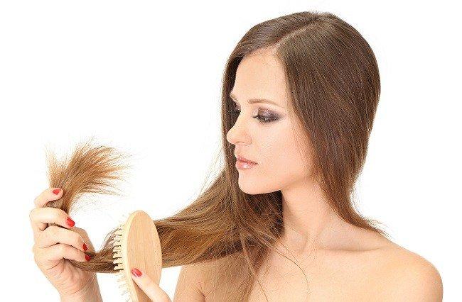 Витамины для тонких волос