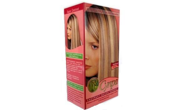 Краска для мелирования волос в домашних условиях (отзывы) Тонирование Волос После Мелирования