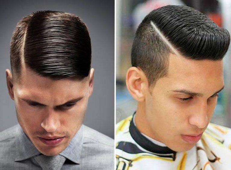 Смотреть классные причёски мужские