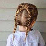 Прически для девочек на средние волосы — 15 подробных мастер-класса