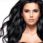 15 лучших черных красок для волос