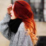 Окрашивание волос в рыжие оттенки: выбор краски и советы по покраски