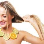 Применение витамина Е для здоровья волос