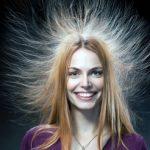 Волосы сильно электризуются: средства и рекомендации по уходу