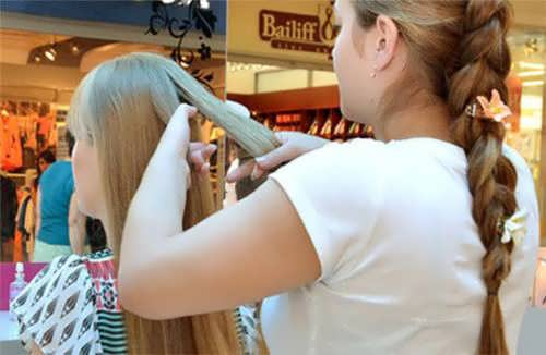 prostaya kosa svoimi rukami (1)