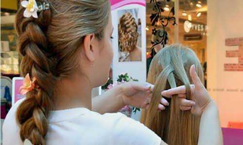 prostaya kosa svoimi rukami (2)