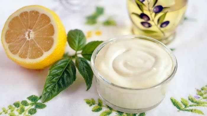 kak prigotovit masku s mayonezom