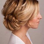 Несложные прически на средние и длинные волосы