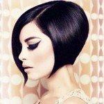 Креативные стрижки на средние и короткие волосы